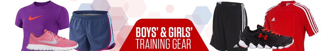 Boys's & Girls' Training Gear