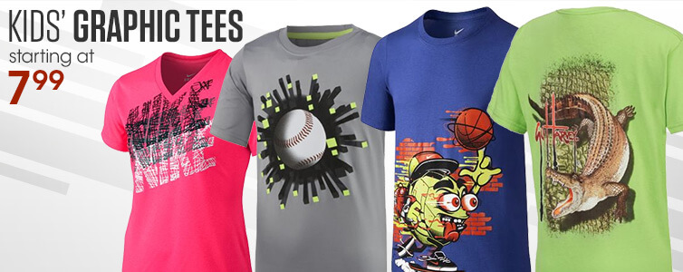 Kids' Graphic Tees