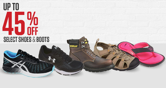 Up to 35% Off Shoes & Boots