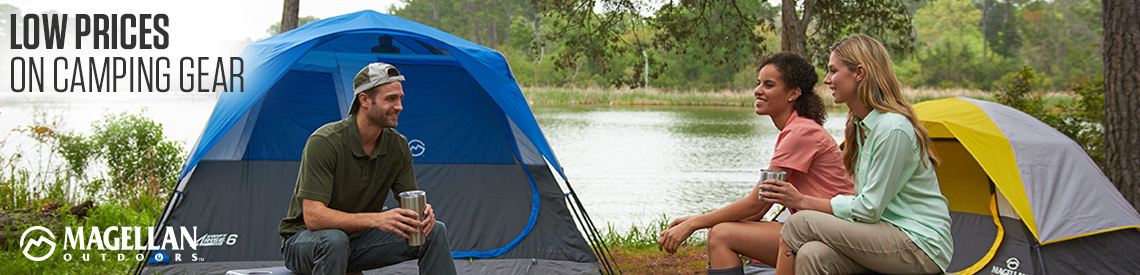 Low Prices on Magellan Outdoors Camping Gear