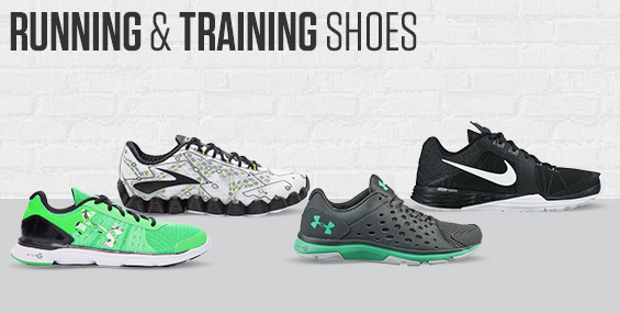 Running & Training Shoes