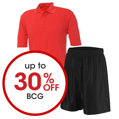 Up to 30% off BCG