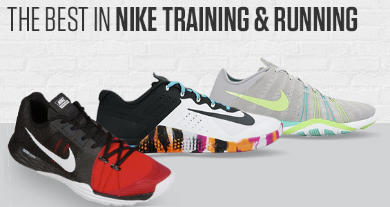The Best In Nike Training