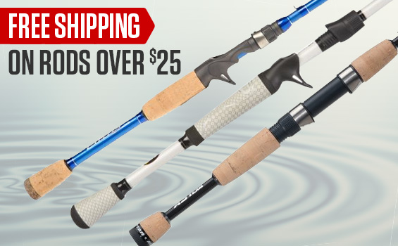 Academy sports outdoors quality sporting goods top for Academy fishing poles