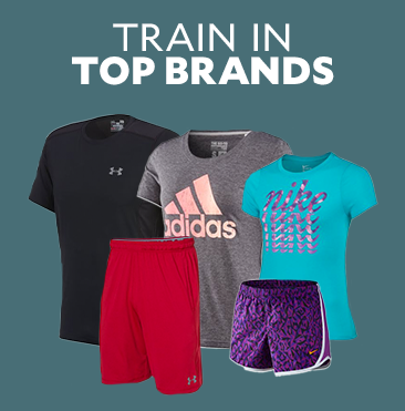 Train in Top Brands