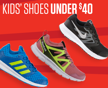 Kids' Shoes Under $40
