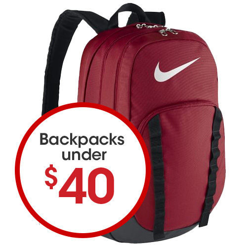 Backpacks under $40