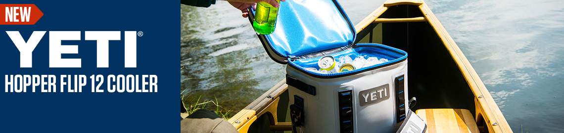New Yeti Hopper Flip 12 Cooler