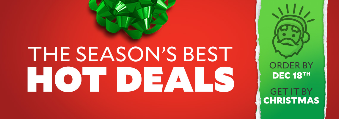 The Season's Best Hot Deals