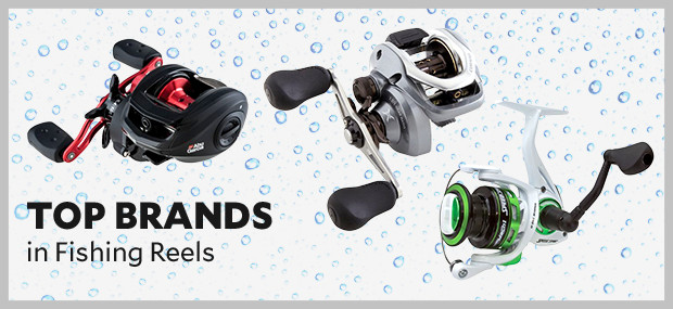 Top Brands in Fishing Reels