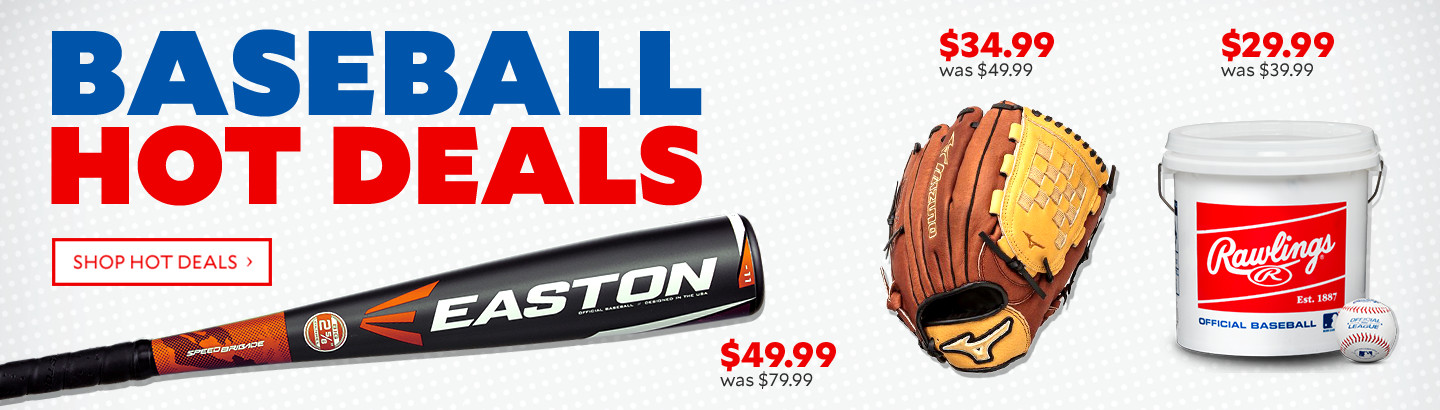 Baseball Hot Deals
