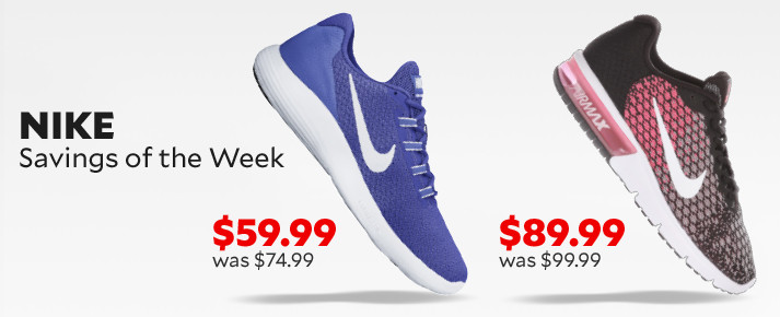 NIKE Savings of the Week
