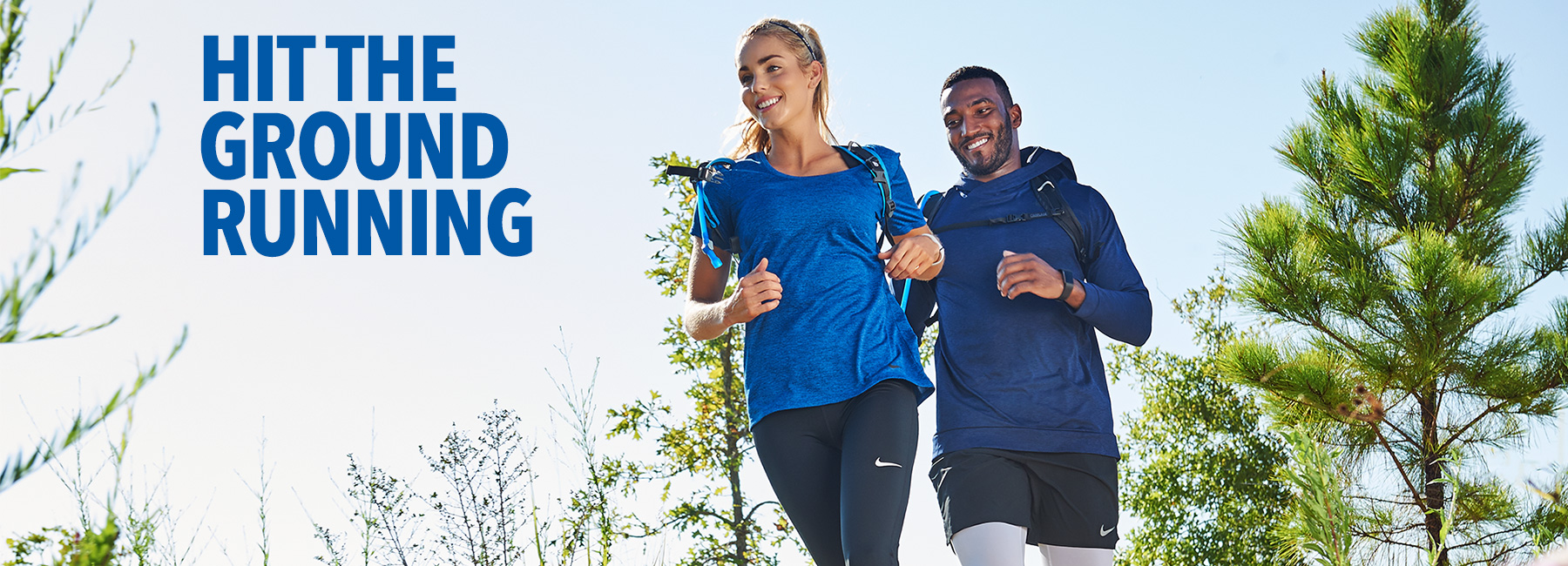 Hit the ground running. With marathon season around the corner, start training with the best gear for the run.