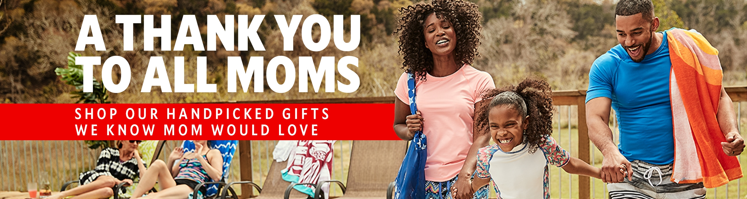 Mothers Day Event, A Thank You To All Moms, Shop Our Handpicked Gifts We Know Mom Would Love