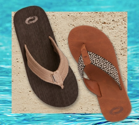 Sandals Buy One, Get One 50% Off