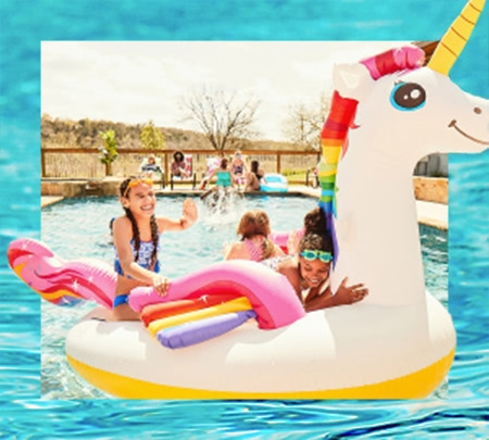 Pool Floats Starting At $5.99