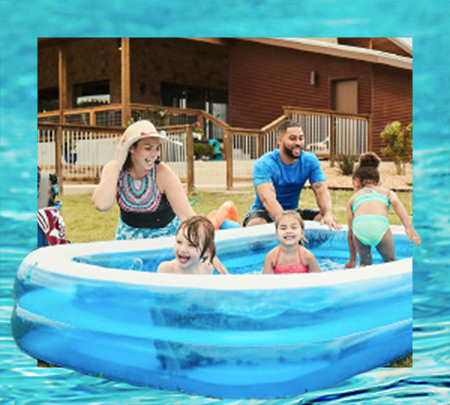 Inflatable Pools Starting At $19.99