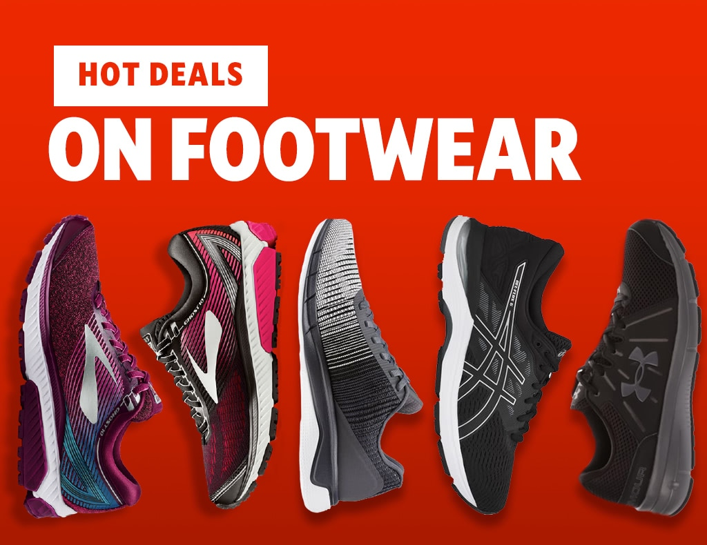 Hot Deals On Footwear