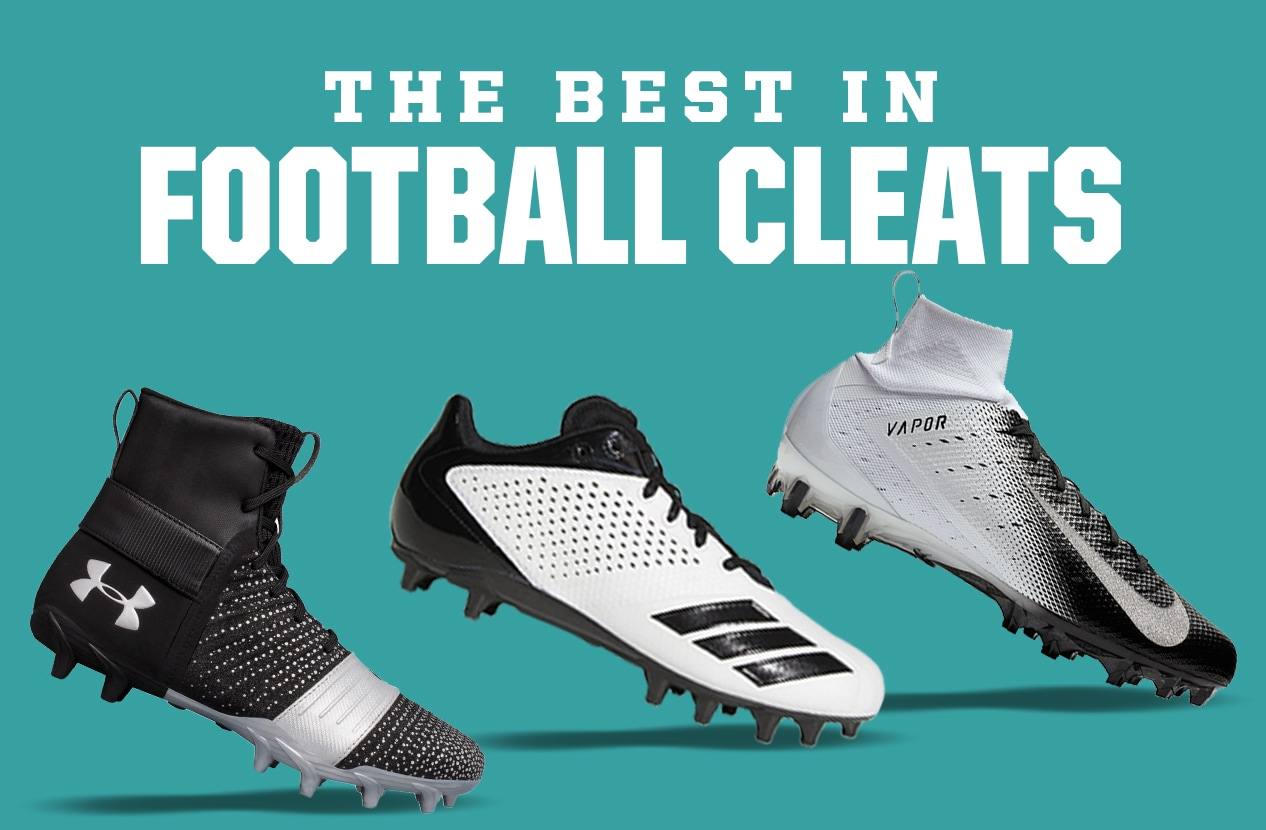 The Best In Football Cleats