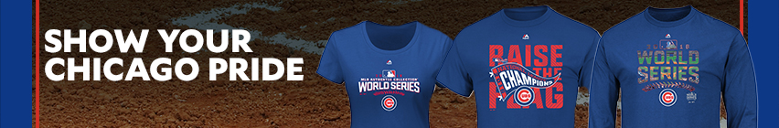 Show Your Chicago Pride. Shop Now