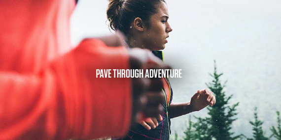 Pave Through Adventure
