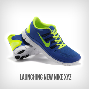 Launching New Nike XYZ