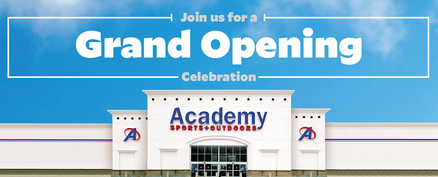 Join us for a Grand Opening Celebration