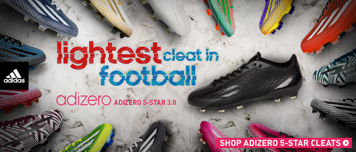 adizero 5 star cleats