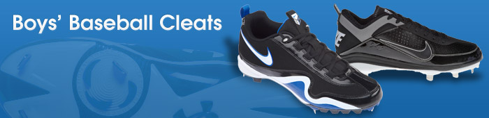 kids baseball cleats
