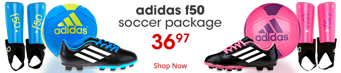 shop adidas f50 soccer package