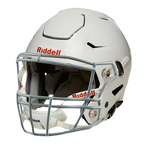 Youth SpeedFlex Gloss Football Helmet with S2BD Facemask