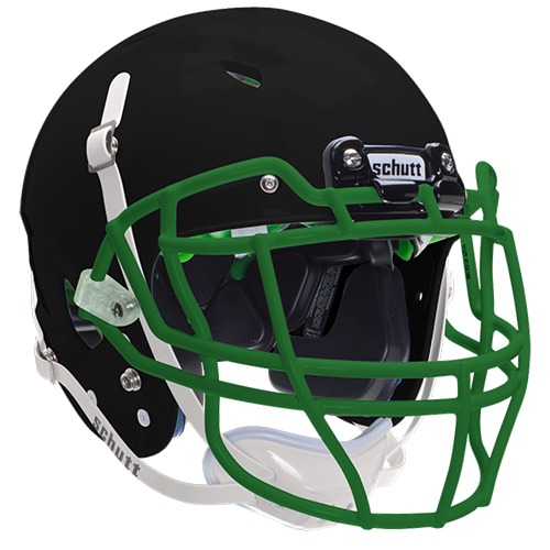 Youth Vengeance A3 Football Helmet with VEGOPII Facemask