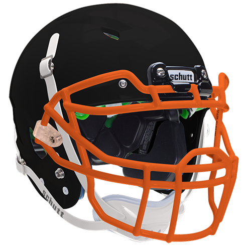 Youth Vengeance A3+ Football Helmet with VROPO-DW Facemask