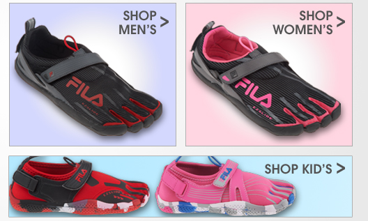 Fila Skele-toes Voltage Women's Running Shoes - 5PK14024 608