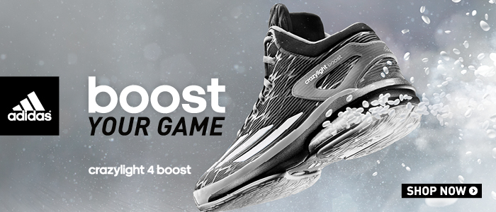 crazylight 4 boost shoes
